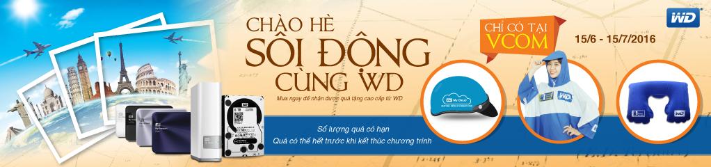 Chào hè sôi động cùng WD - VCOM - product
