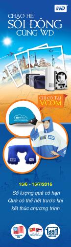 Chào hè sôi động cùng WD - VCOM