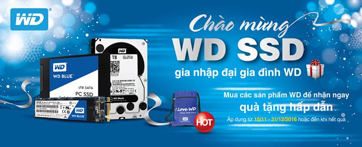 Khuyến mại SSD WD 740x300