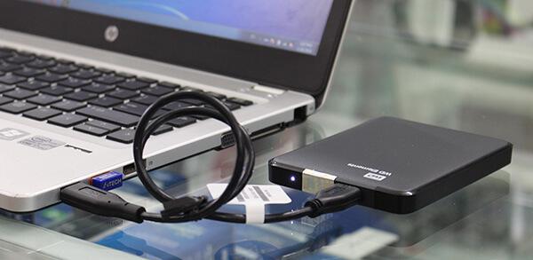 Ổ cứng di động WD Elements 750GB usb 3.0