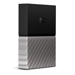 Ổ cứng WD My Passport Ultra 3TB WDBFKT0030BGY - Black Gray