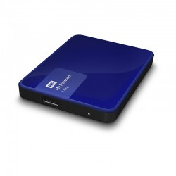 My Passport Ultra 3TB WDBBKD0030BBL - Xanh