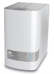 Nas 6TB WD My Cloud Mirror WDBWVZ0060JWT
