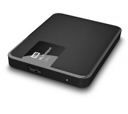 WD My Passport Ultra 4TB WDBBKD0040BBK - Đen