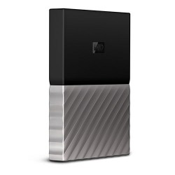 Ổ cứng WD My Passport Ultra 1TB WDBTLG0010BGY - Black Gray