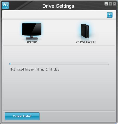 phần mềm wd smartware