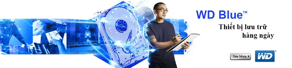 Banner HDD gắn trong WD Blue