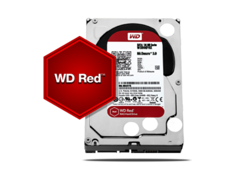 my cloud ex2100 sử dụng wd red