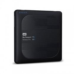WD My Passport Wireless Pro 4TB