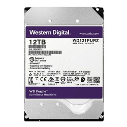 Ổ cứng WD Purple 12TB 3.5 inch cho camera
