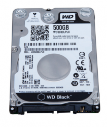 Ổ cứng HDD laptop 500Gb 7200rpm WD Black WD5000LPLX