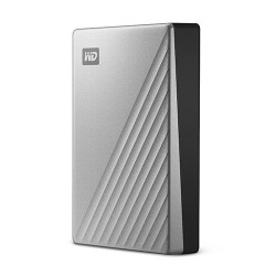 Ổ cứng WD My Passport Ultra 4TB - Silver