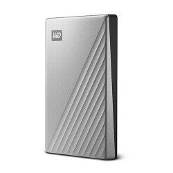 Ổ cứng WD My Passport Ultra 2TB - Silver