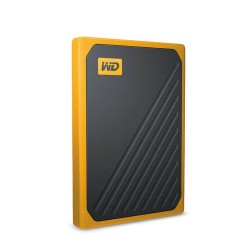 Ổ cứng WD My Passport Go 500GB Yellow