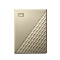 Ổ cứng WD My Passport Ultra 2TB - Gold