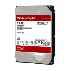Ổ cứng WD Red 14TB WD140EFFX
