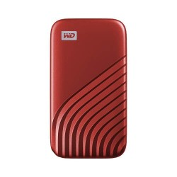 Ổ cứng SSD WD My Passport 500GB Red