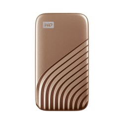 Ổ cứng SSD WD My Passport 2TB Gold
